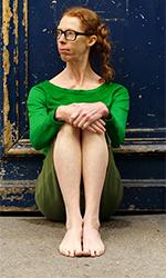 In foto Fiona Gordon Dall'articolo: Parigi a piedi nudi, guarda l'inizio del film.