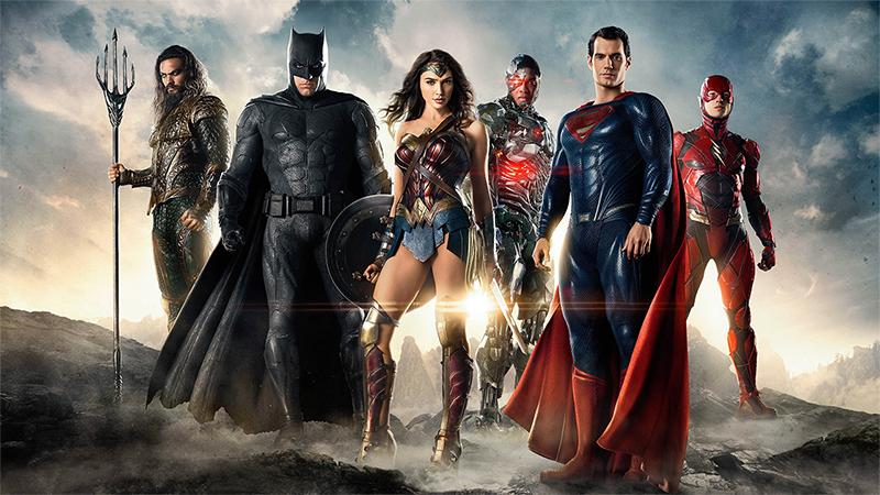 Justice League, sguardo poco convenzionale sul mondo supereroico