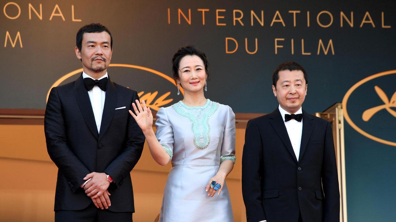 -  Dall'articolo: Jean Luc Godard e Jia Zhangke protagonisti a Cannes.