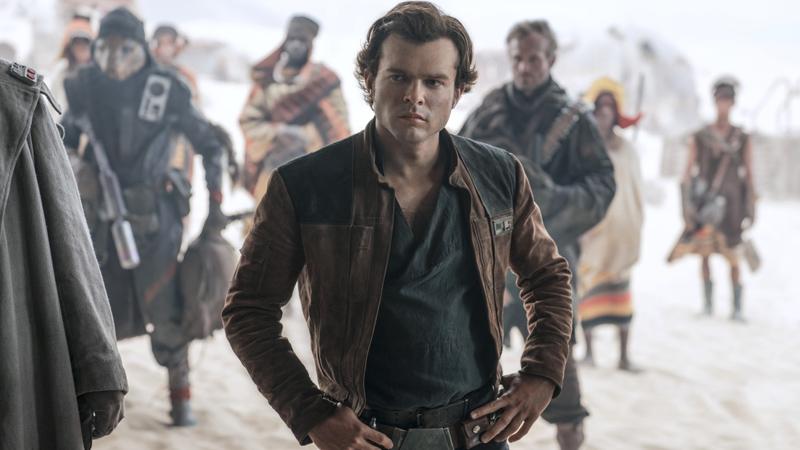 Domani esce Solo: A Star Wars Story, un blockbuster convenzionale
