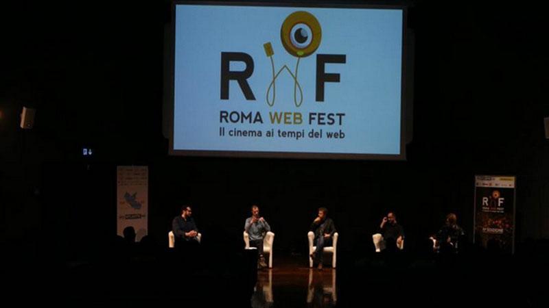 Roma Web Fest, dal 28 al 30 novembre alla Casa del cinema