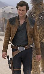 In foto Alden Ehrenreich (29 anni) Dall'articolo: Star Wars Story: 'Solo' una dichiarazione d'amore alla saga di Lucas.