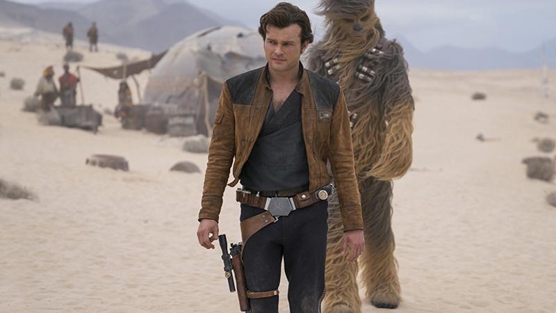 Star Wars Story: 'Solo' una dichiarazione d'amore alla saga di Lucas