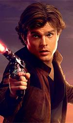 In foto Alden Ehrenreich (29 anni) Dall'articolo: Han Solo, un corpo da gangster in un abito da cowboy.