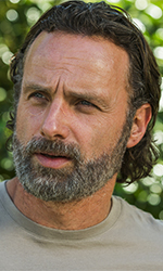 In foto Andrew Lincoln (46 anni) Dall'articolo: The Walking Dead, Andrew Lincoln annuncia l'addio. La serie continua?.