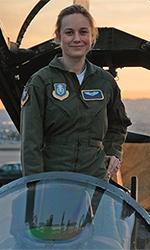 In foto Brie Larson (30 anni) Dall'articolo: Captain Marvel, tutto quello che sappiamo sul 20° cinecomic Marvel.