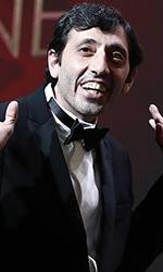 In foto Marcello Fonte (40 anni) Dall'articolo: Marcello Fonte prima di Dogman: ecco dove lo avevamo già visto.
