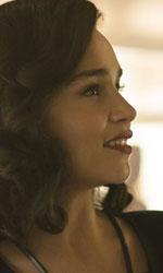 In foto Emilia Clarke (32 anni) Dall'articolo: Solo resta in testa al box office.