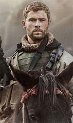In foto Chris Hemsworth (37 anni) Dall'articolo: 12 Soldiers, 12 uomini coraggiosi contro 50.000 talebani.