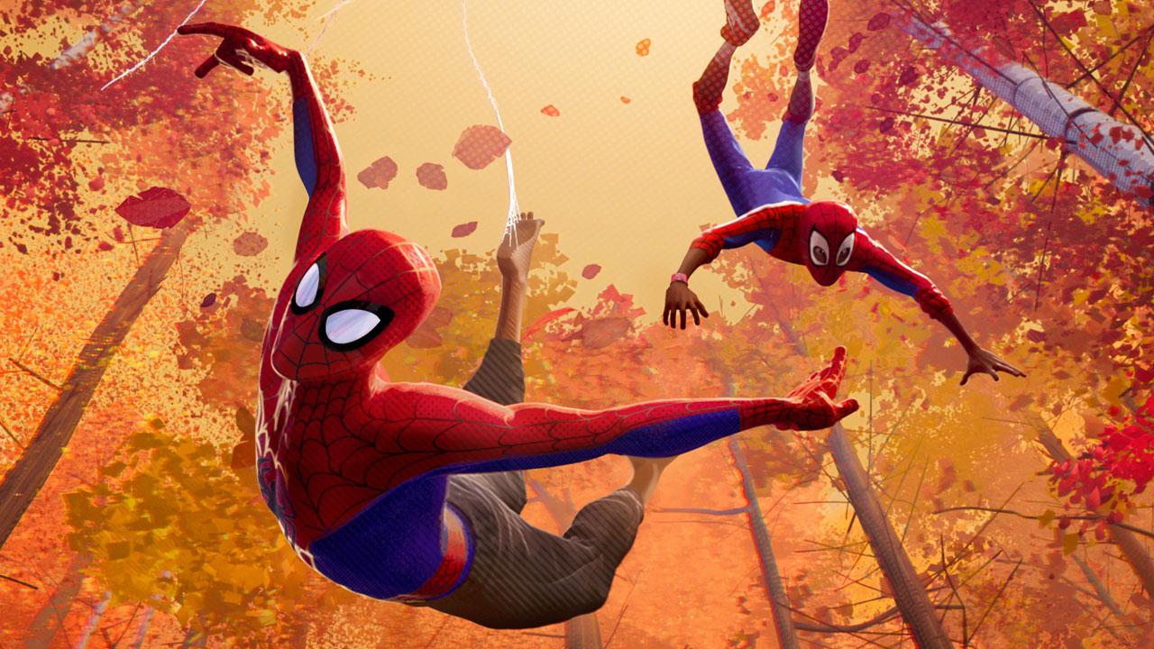 -  Dall'articolo: Spider-Man: Un nuovo universo, tutti possono indossare una maschera.