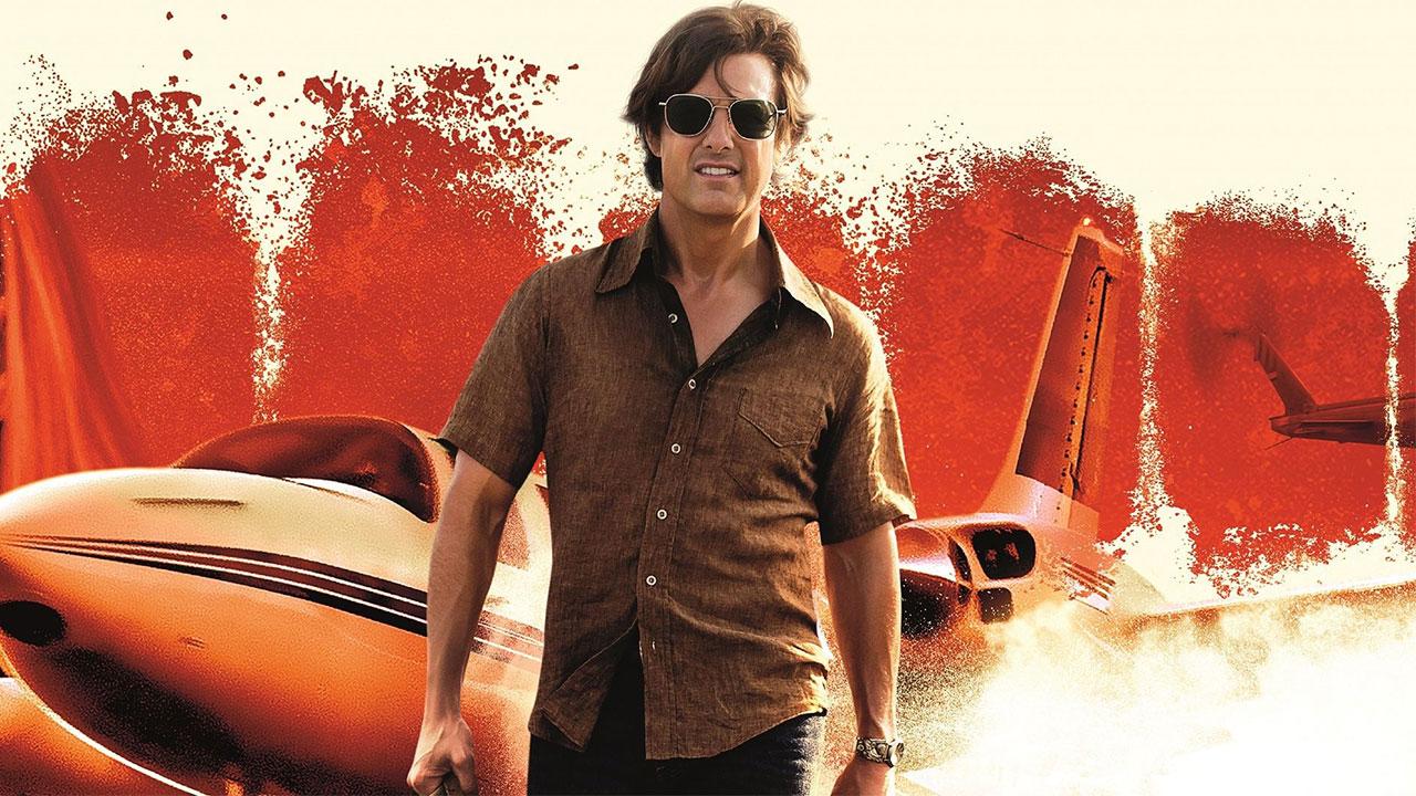In foto Tom Cruise (58 anni) Dall'articolo: Barry Seal, il lato più sfavillante e appagante del crimine.
