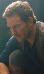 In foto Chris Pratt (39 anni) Dall'articolo: Inizia il regno dei dinosauri, Jurassic World conquista la vetta.