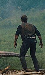 In foto Chris Pratt (39 anni) Dall'articolo: I dinosauri dominano le sale: Jurassic World supera quota 1,5 milioni di €.