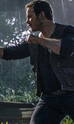 In foto Chris Pratt (39 anni) Dall'articolo: Jurassic World punta agli 8 milioni di euro.