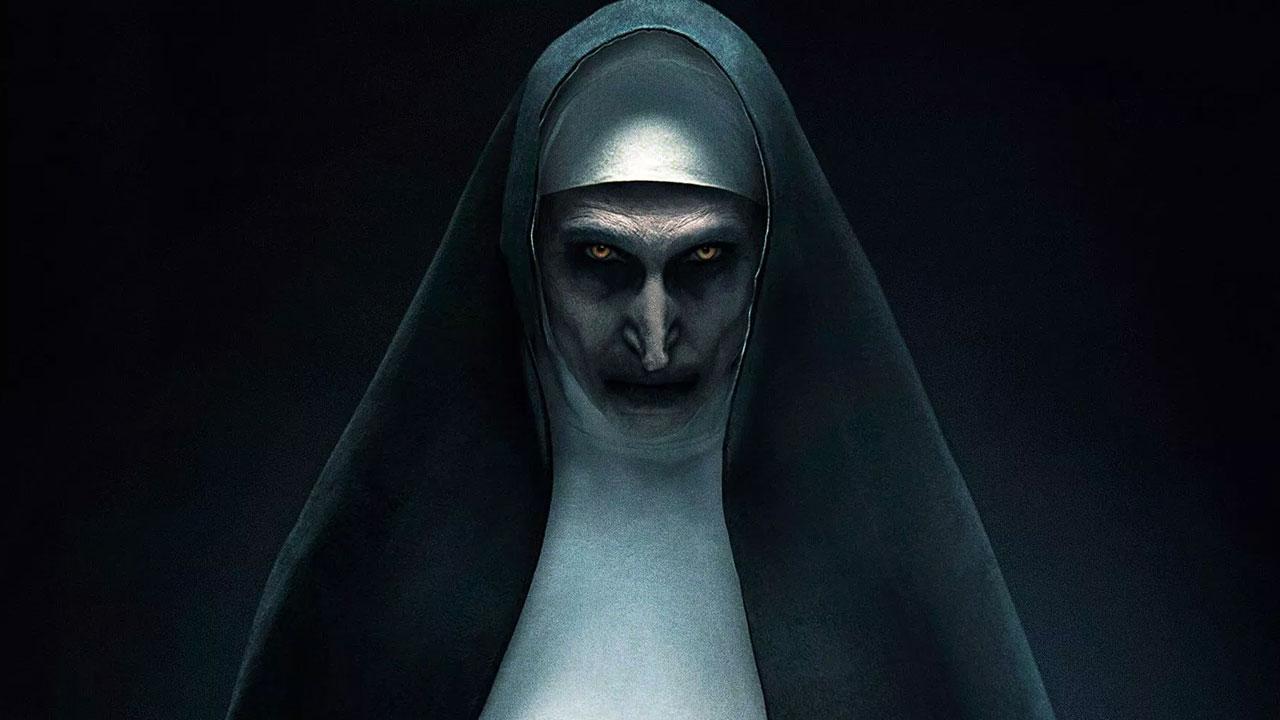 In foto Bonnie Aarons Dall'articolo: The Nun, vietato fidarsi della suora demoniaca.