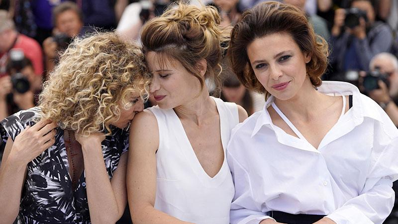 Il cinema è ancora un mondo dominato dagli uomini? L'Italia dice no!
