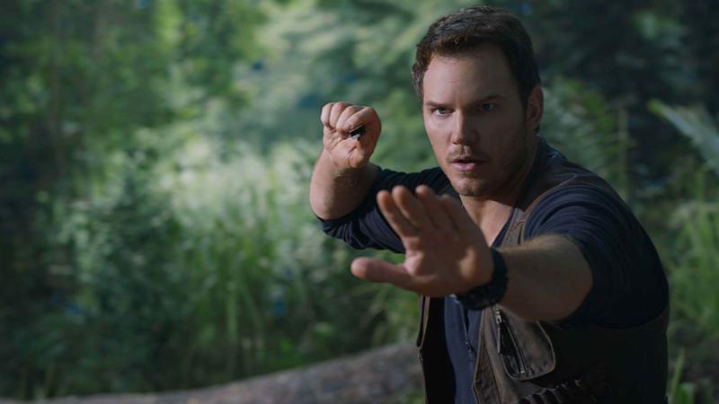 Jurassic World ancora primo, oltre 1 milione di Euro nel weekend