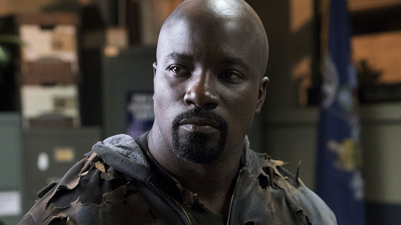 Mike Colter è Luke Cage, superstar di Harlem