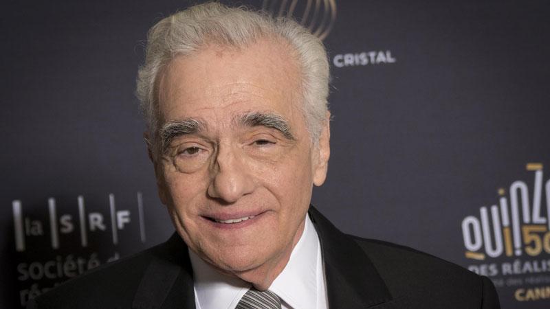 Martin Scorsese, Premio alla Carriera alla Festa del Cinema di Roma