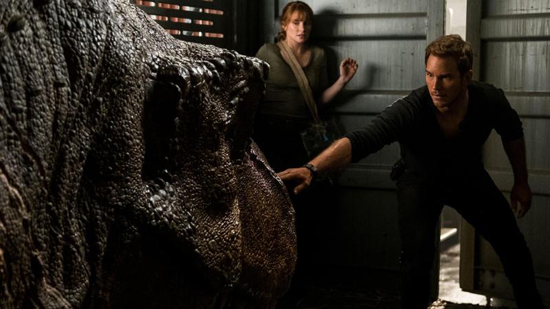 Jurassic World non ha concorrenti. Fino a quando il 1° posto sarà suo?