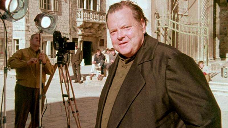 Orson Welles, la pazzia meno lucida e più geniale