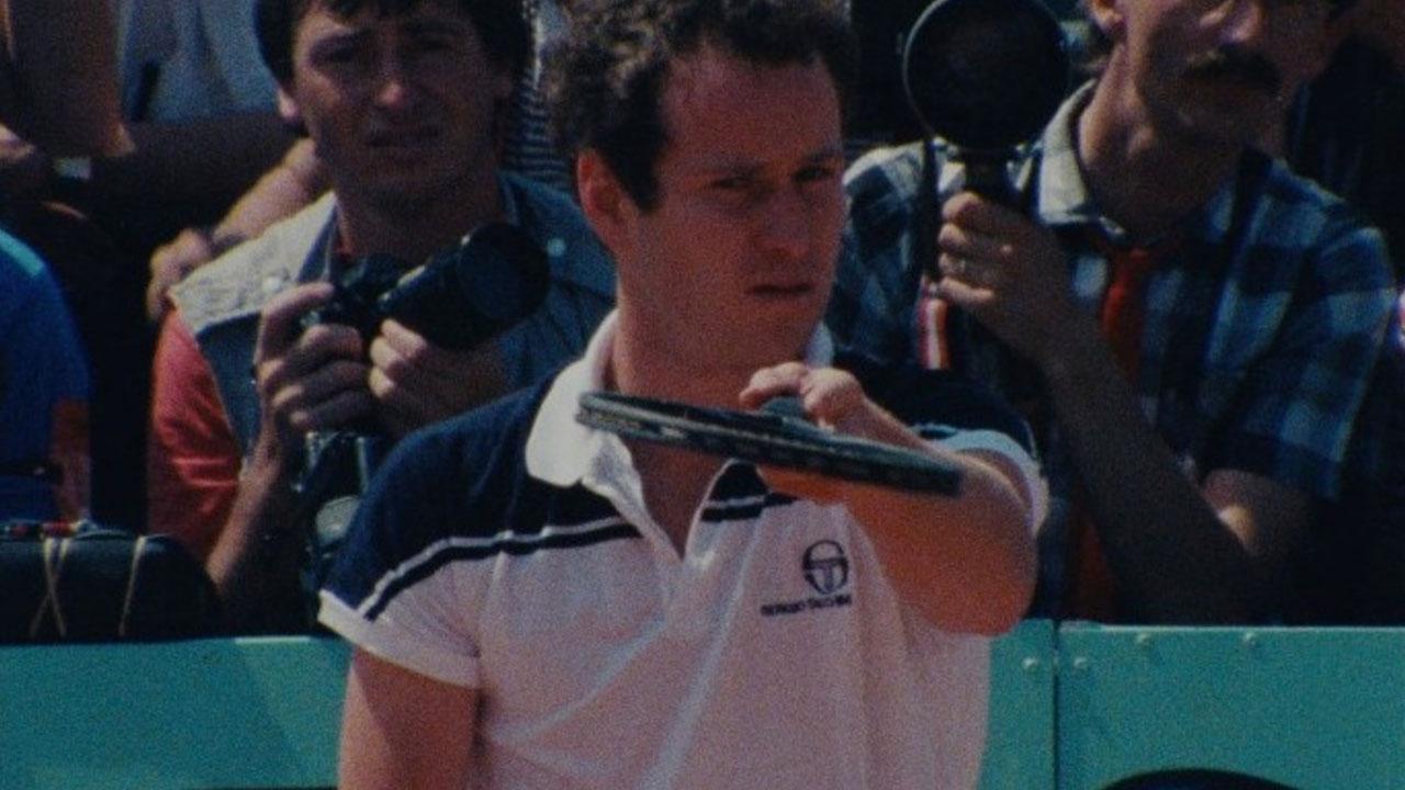 -  Dall'articolo: John McEnroe: In the Realm of Perfection vince il Pesaro Film Fest.