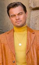 In foto Leonardo DiCaprio (45 anni) Dall'articolo: Prima foto sul set dal nuovo film di Quentin Tarantino.