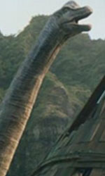 -  Dall'articolo: I dinosauri di Jurassic World non si estinguono al box office.