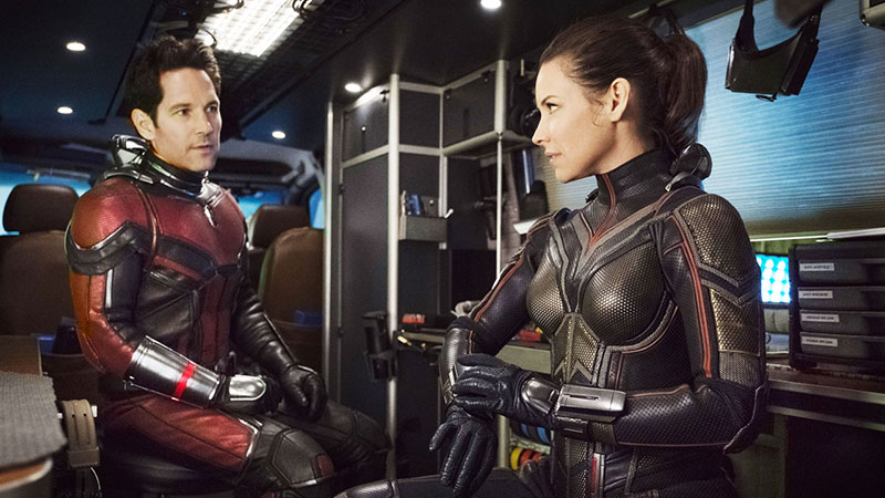 Ant-Man and the Wasp, debutto senza botto