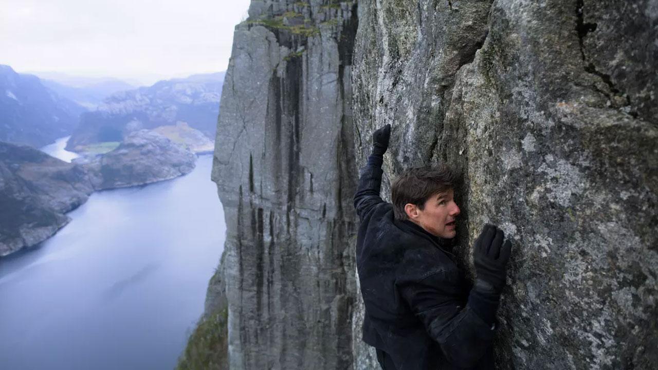 In foto Tom Cruise (58 anni) Dall'articolo: Mission: Impossible - Fallout, ogni volta più bello, più grande, più folle.