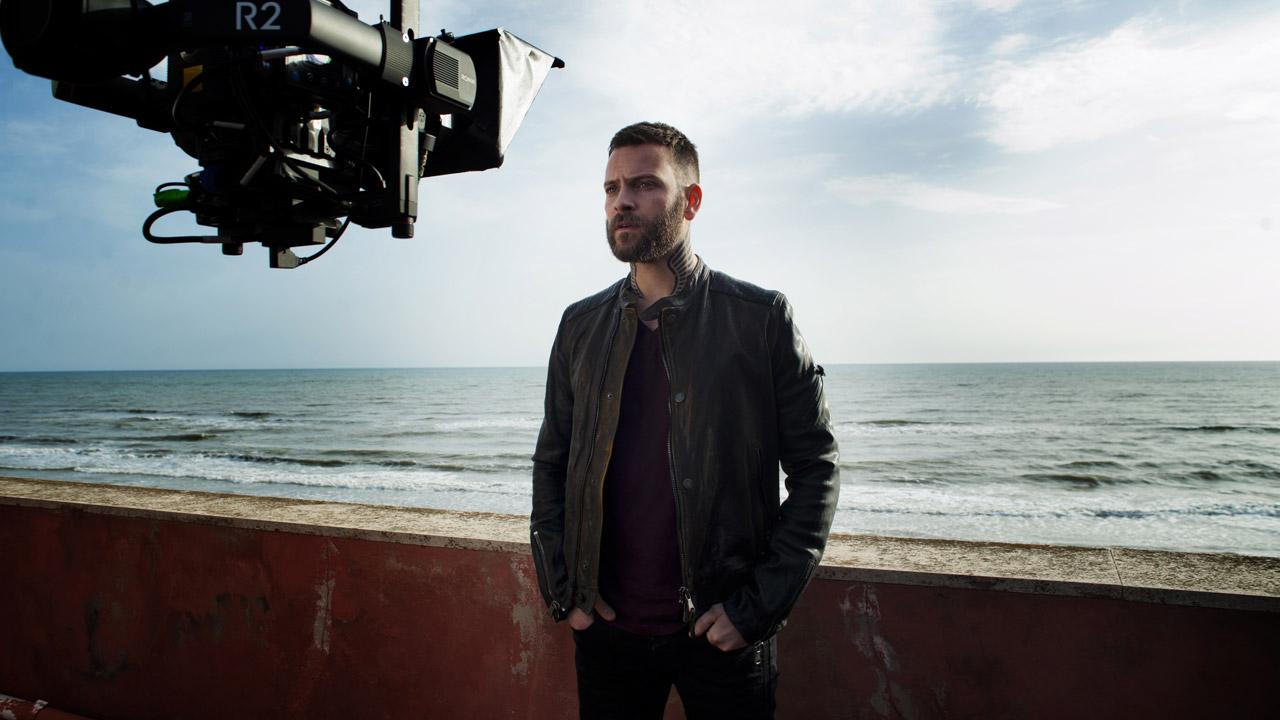 In foto Alessandro Borghi (34 anni) Dall'articolo: Suburra - La serie, le foto della seconda stagione.