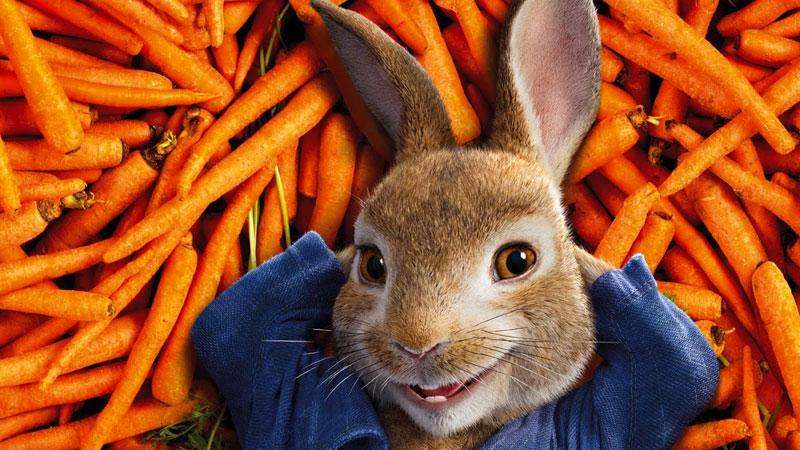 Peter Rabbit, su IBS il DVD del classico per bambini