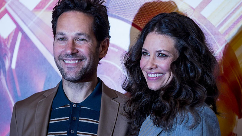 Ant-Man and the Wasp, Paul Rudd e Evangeline Lilly piccoli grandi supereroi