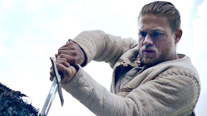 King Arthur - Il potere della spada, su Infinity le origini di re Artù
