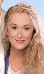 In foto Meryl Streep (69 anni) Dall'articolo: Mamma Mia 2 apre fortissimo in USA con oltre 14 milioni di dollari.