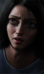 In foto Rosa Salazar (36 anni) Dall'articolo: Alita - Angelo della battaglia, 3 premi Oscar tra live action e CGI.