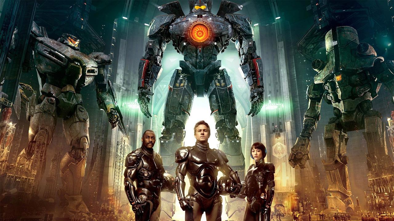 In foto Guillermo Del Toro (55 anni) Dall'articolo: Pacific Rim, più di 1 milione di spettatori per il passaggio TV.