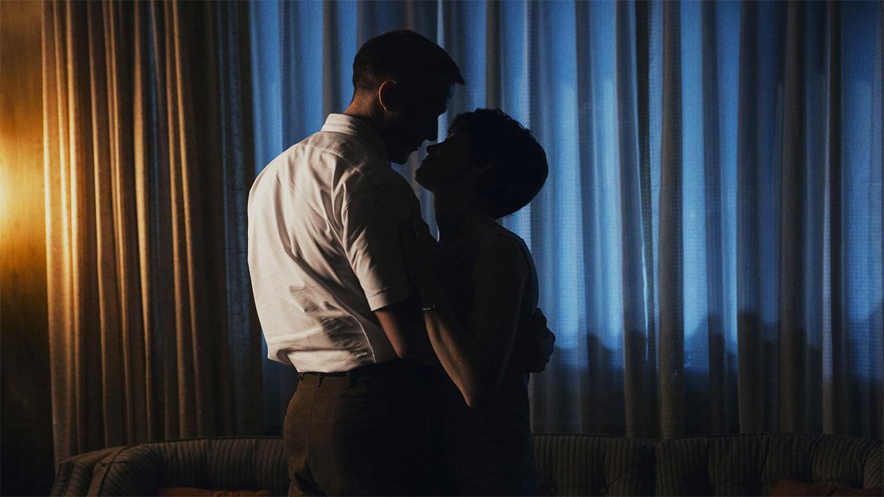 In foto Ryan Gosling (41 anni) Dall'articolo: Venezia 75, la Mostra promette la Luna coi piedi per Terra.