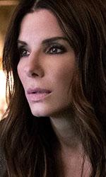In foto Sandra Bullock (56 anni) Dall'articolo: Podio ricco con Ocean's 8 in testa. Calma piatta nel resto della top ten.