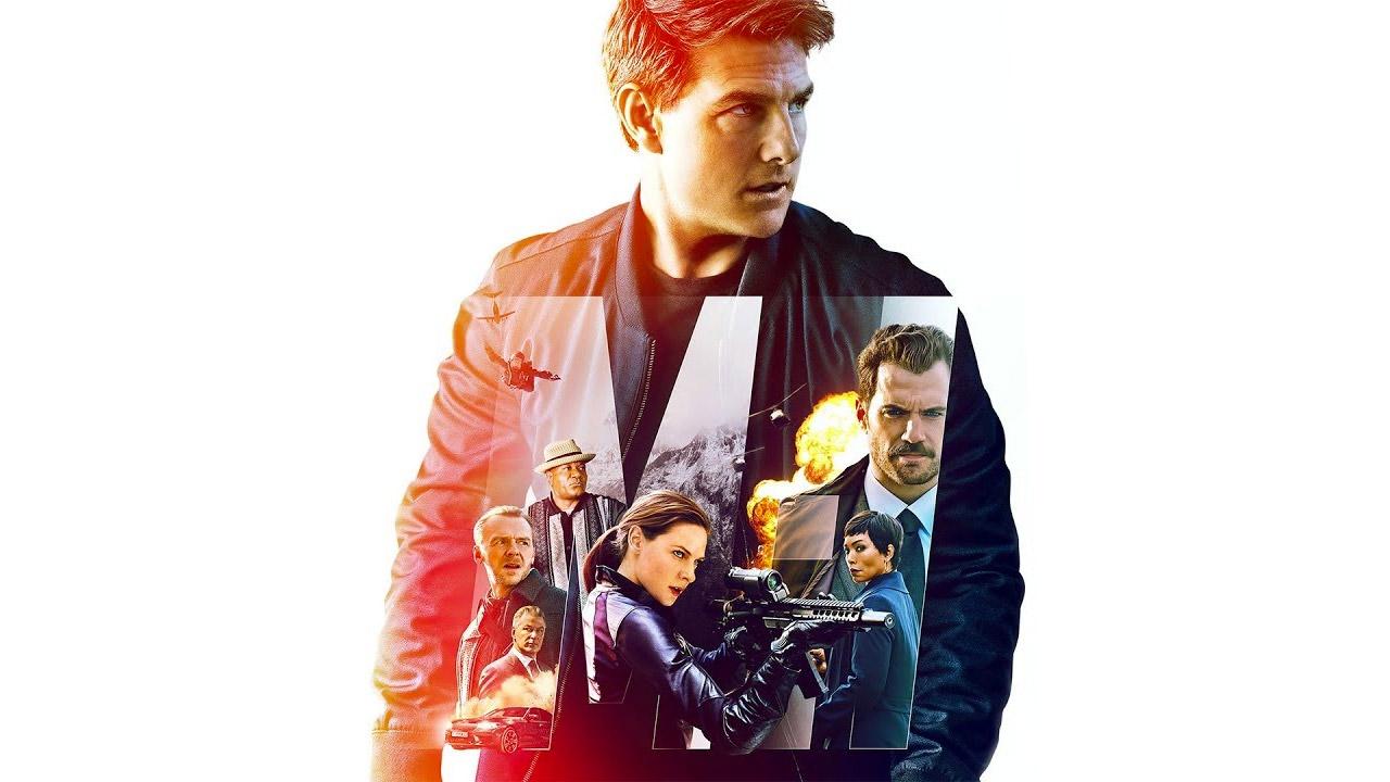 In foto Tom Cruise (57 anni) Dall'articolo: Negli USA Mission: Impossible - Fallout punta ai 100 milioni di $ entro il weekend.