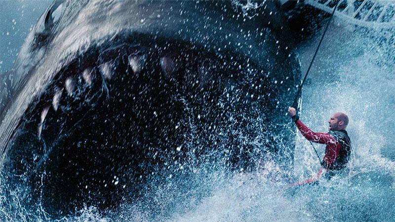 Shark, altro morso al box office: l'incasso totale è di 1,6 milioni di €