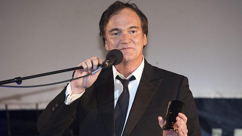 Quentin Tarantino - Charles Manson: contatto!