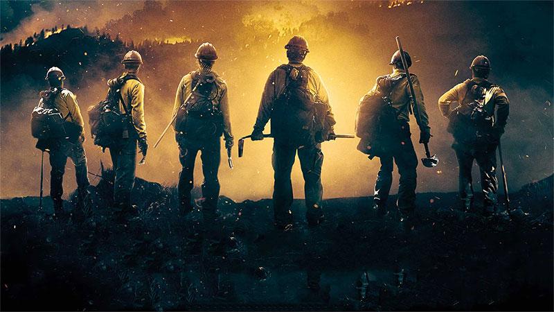 Fire Squad, una celebrazione dell'eroismo dei vigili del fuoco