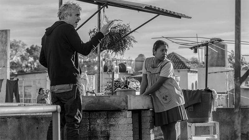 Roma, il primo trailer del film di Cuarón in concorso a Venezia 75