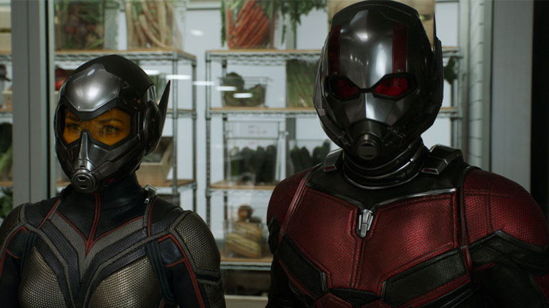 Al box office è lotta a due tra Ant-Man e Shark
