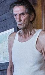 In foto Harry Dean Stanton (95 anni) Dall'articolo: Harry Dean Stanton: Lucky è tutto suo, c'è tutto il suo cinema.