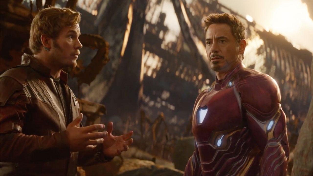 In foto Robert Downey Jr. (54 anni) Dall'articolo: Avengers: Infinity War, su IBS il DVD sullo scontro più epocale di tutti i tempi.