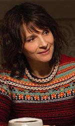 In foto Juliette Binoche (56 anni) Dall'articolo: Non fiction, un soggetto magnifico inscenato da un autore in stato di grazia.
