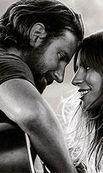 In foto Bradley Cooper (43 anni) Dall'articolo: A Star is Born, buon lavoro sui personaggi ma il risultato è modesto.
