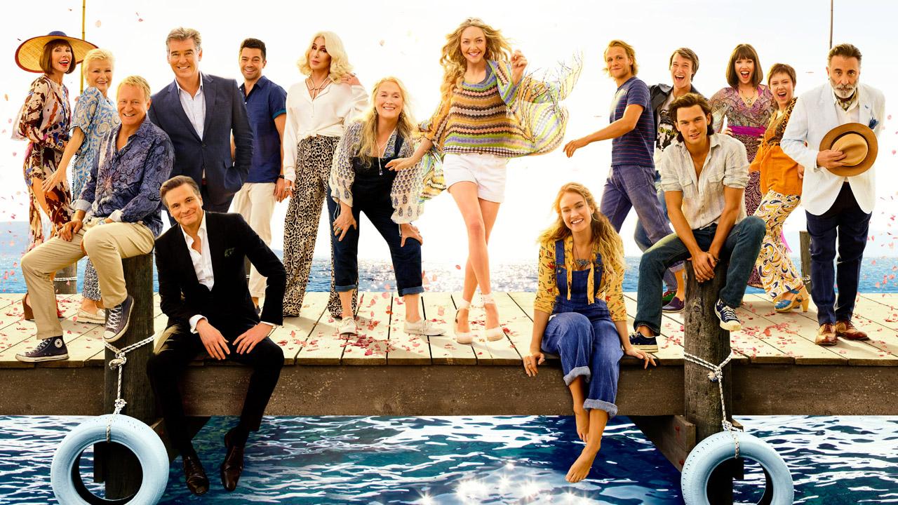 In foto Amanda Seyfried (34 anni) Dall'articolo: Spodestati i mostri: Mamma Mia! - Ci risiamo si prende il box office.